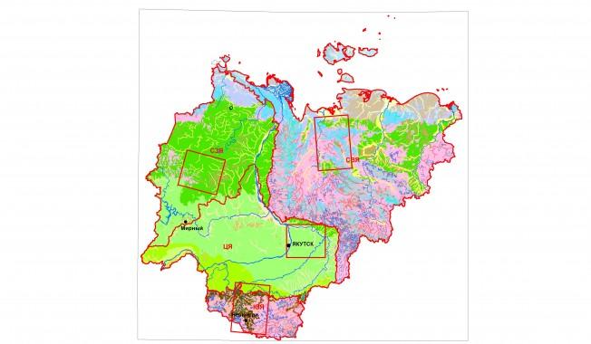 Основные экологические карты