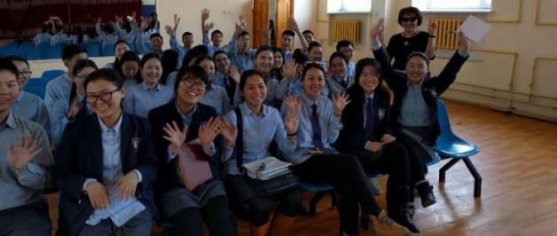 СВОШ-2017: свои знания по физике, математике, русскому языку и литературе  проверили школьники Монголии