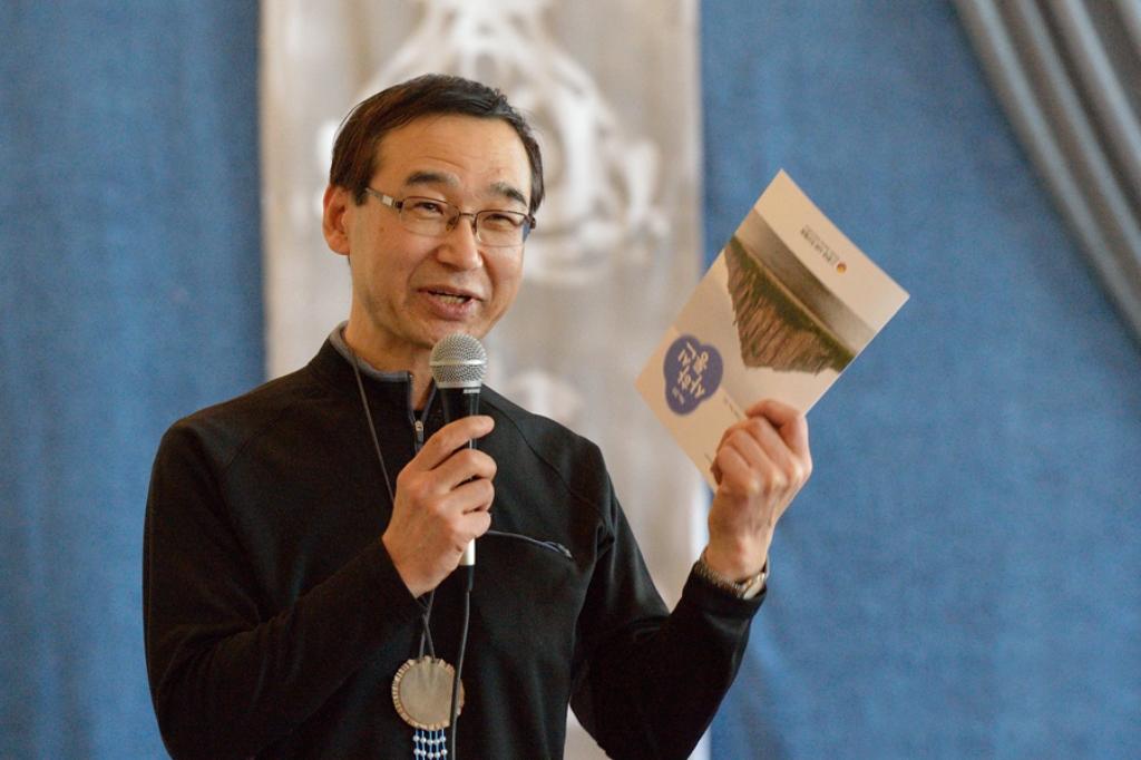 Канг Дук Cу: «Язык эвенов весьма схож с корейским языком»