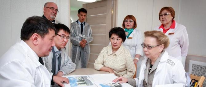 Поликлиника 3 (ru) in blagoveshchensk city