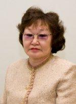Светлана Иннокентьевна Степанова