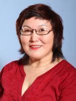 Евдокия Игнатьевна Избекова